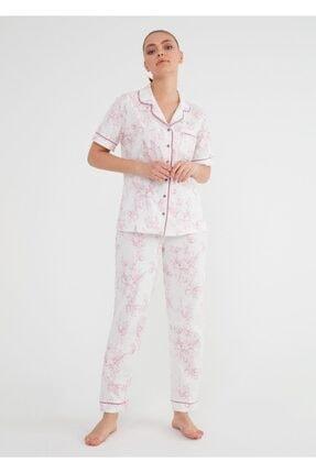 SUWEN Laila Maskulen Pijama Takımı