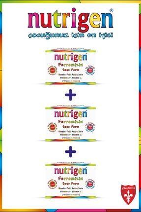 Nutrigen Ferromixin Saşe Form 30*3 Saşe (3'lü Ekonomik Paket)
