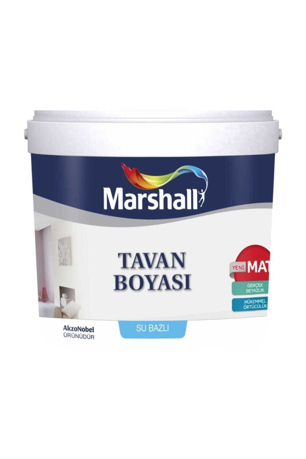 Marshall Beyaz Tavan Boyası 10 Kg 1