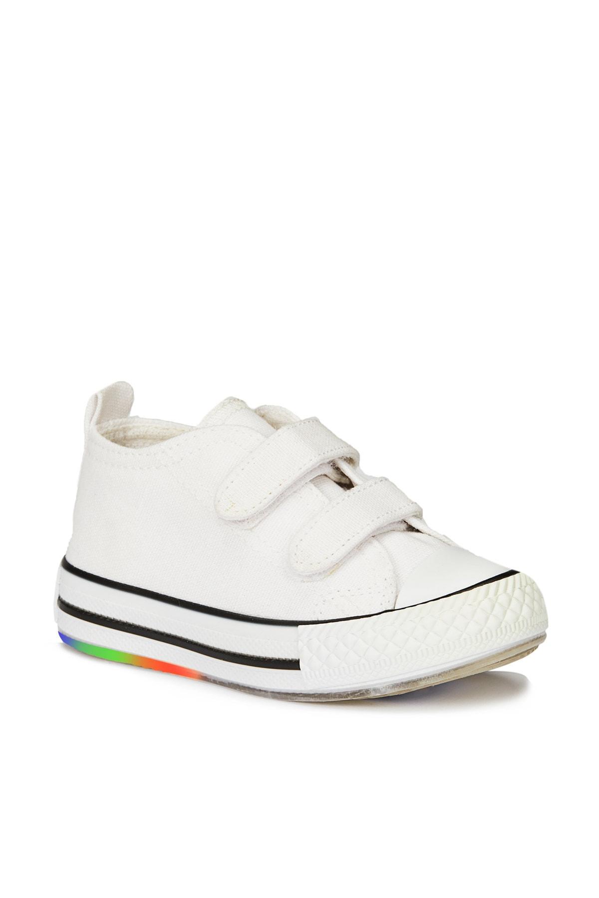 Vicco Pino Unisex Çocuk Beyaz Spor Ayakkabı 1