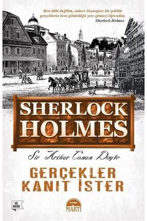 Martı Yayınları Gerçekler Kanıt Ister Sherlock Holmes