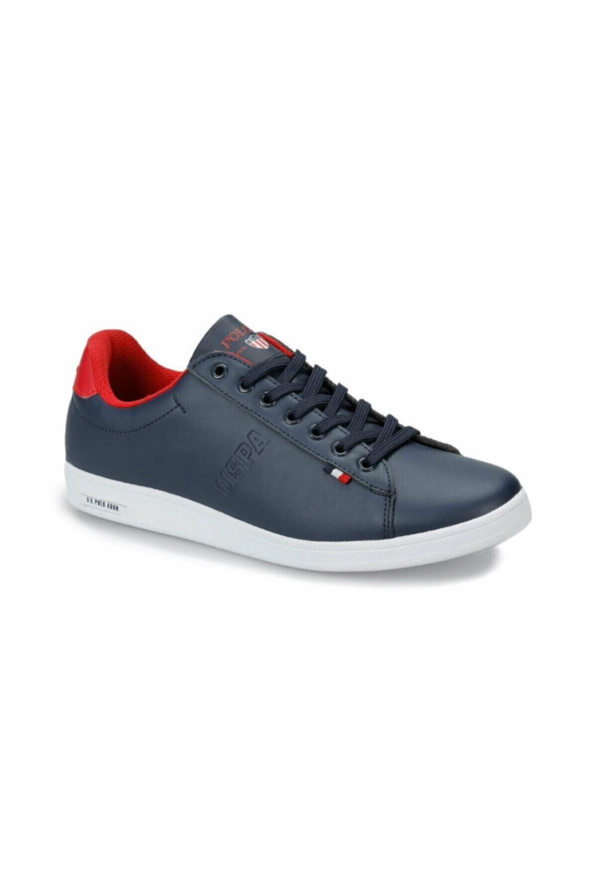 U.S. Polo Assn. FRANCO Lacivert Erkek Sneaker Ayakkabı 100249745 1