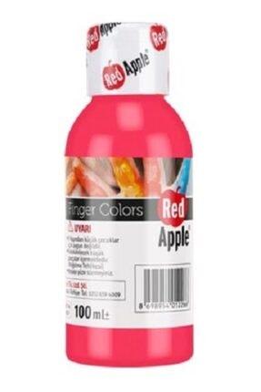 Red Apple Parmak Boyası Pembe 100 gr. Rp110-20