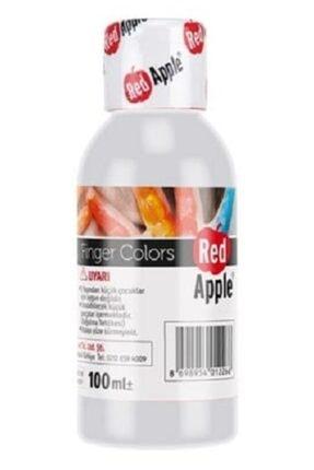 Red Apple Parmak Boyası Beyaz 100 gr. Rp110-15