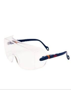 3M 2800 Gözlük Üstü N95 Gözlük