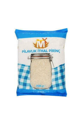 Migros Pilavlık Ithal Pirinç 2500 gr