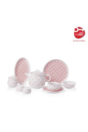 KORKMAZ Aşiyan Collection 30 Parça Kahvaltı Takımı