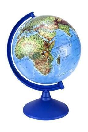 Brons Dünya Küre 30 Cm Fiziki