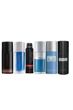 AVON Erkek Deodorant 150 Ml 6 Adet / 6 Çeşit