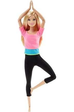 Barbie Sonsuz Hareket Sarışın