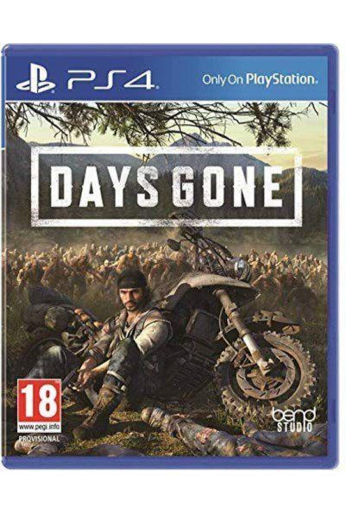 Sony Days Gone Ps4 Oyun 1