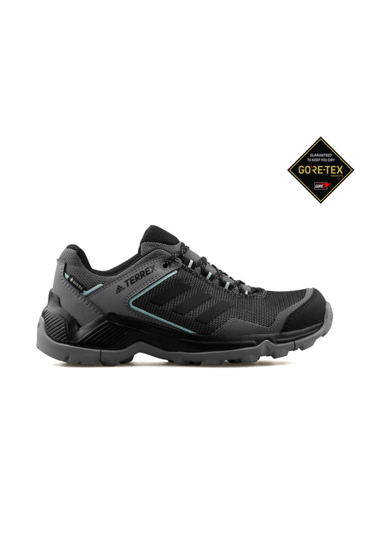 adidas Gri Kadın Outdoor Ayakkabısı Bc0978 Terrex Entry Hiker Gtx W 1