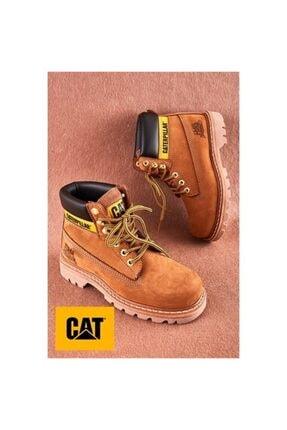 Cat Erkek Bot Sundance - Nubuk