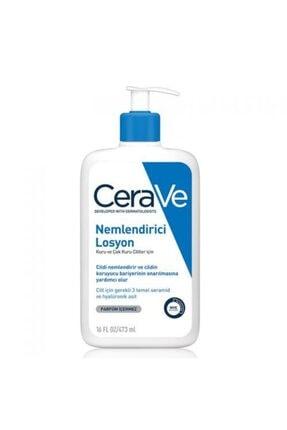 CeraVe Normal Ve Kuru Ciltler Için Nemlendirici Losyon 473 ml