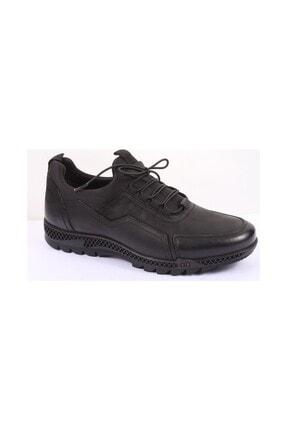 MARCOMEN 10714 Erkek Hakiki Deri Büyük Numara Günlük Ayakkabı