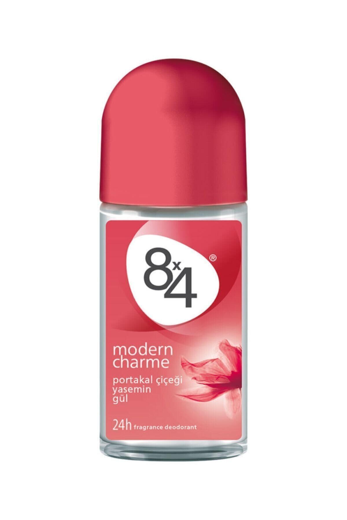 8x4 Roll-on 50ml Modern Charme Women 1