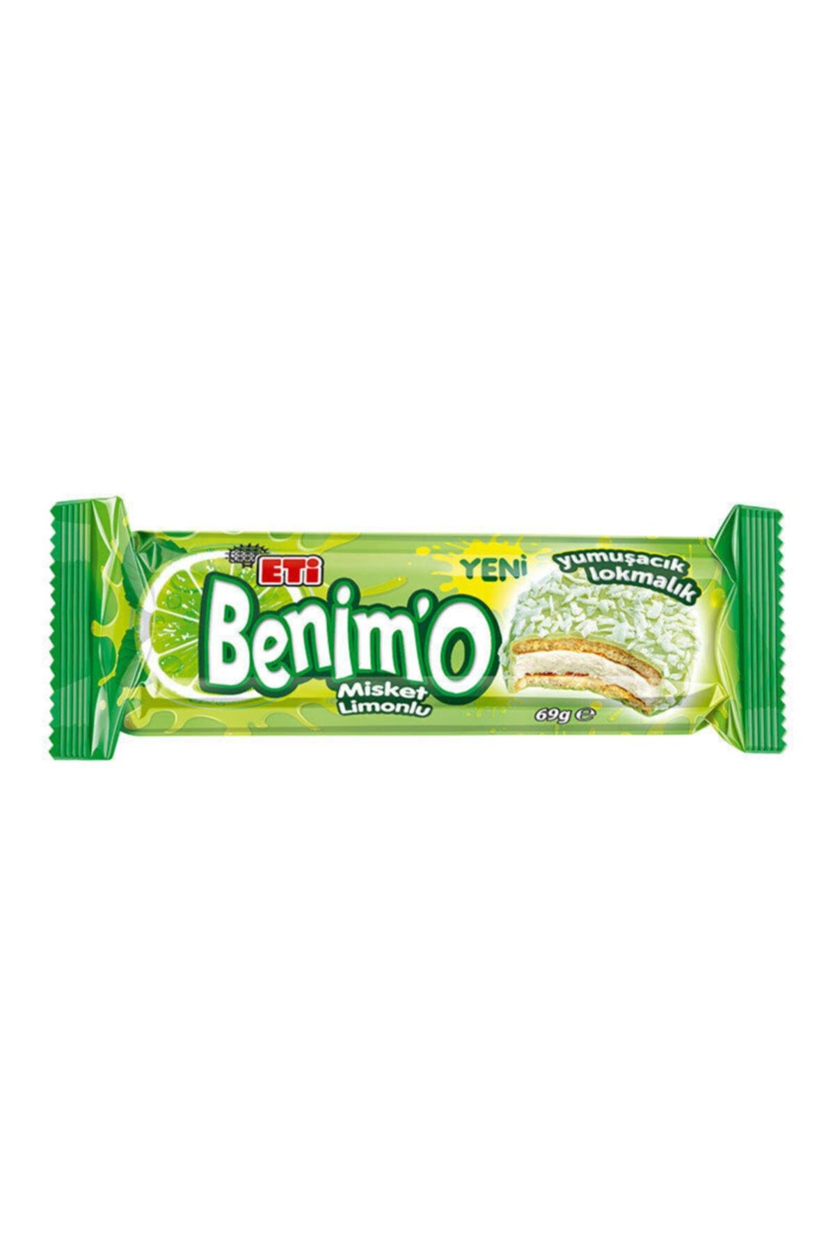Eti Benimo Misket Limonlu 69 gr 1