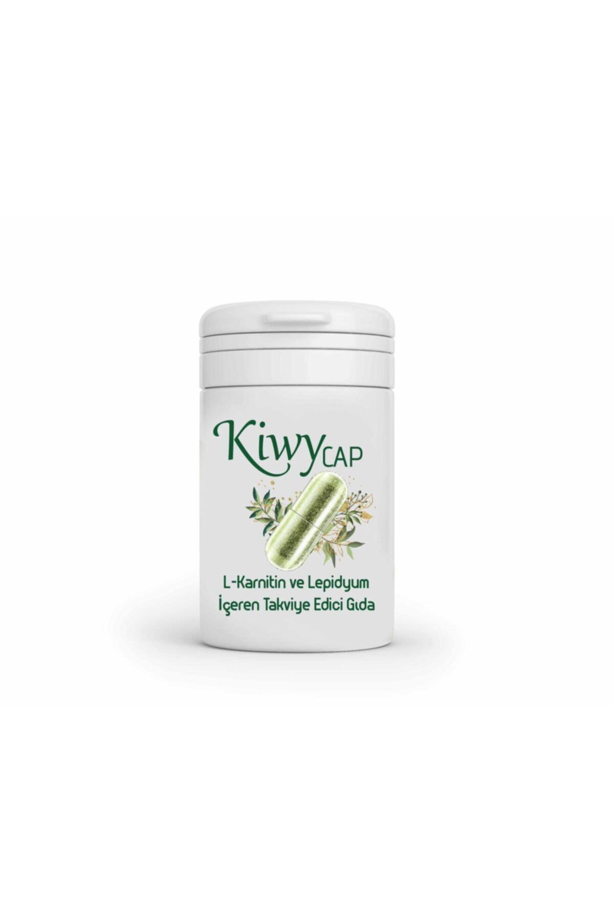 Kiwy Cap 30'lu Detox Kapsül 1 Aylık Detoks Capsule 1