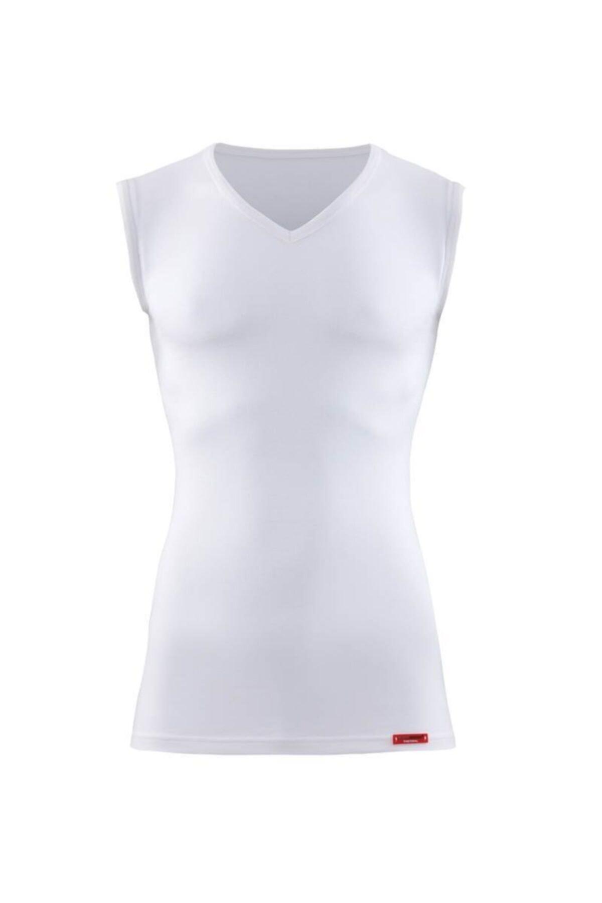 Blackspade Unisex Termal 2. Seviye T-shirt 9243-beyaz 1