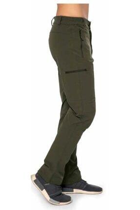 Crozwise Erkek Haki Outdoor Pantolon 2147