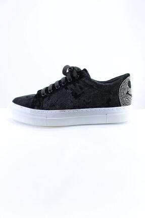 İnci Kadın Siyah Yürüyüş Ayakkabısı