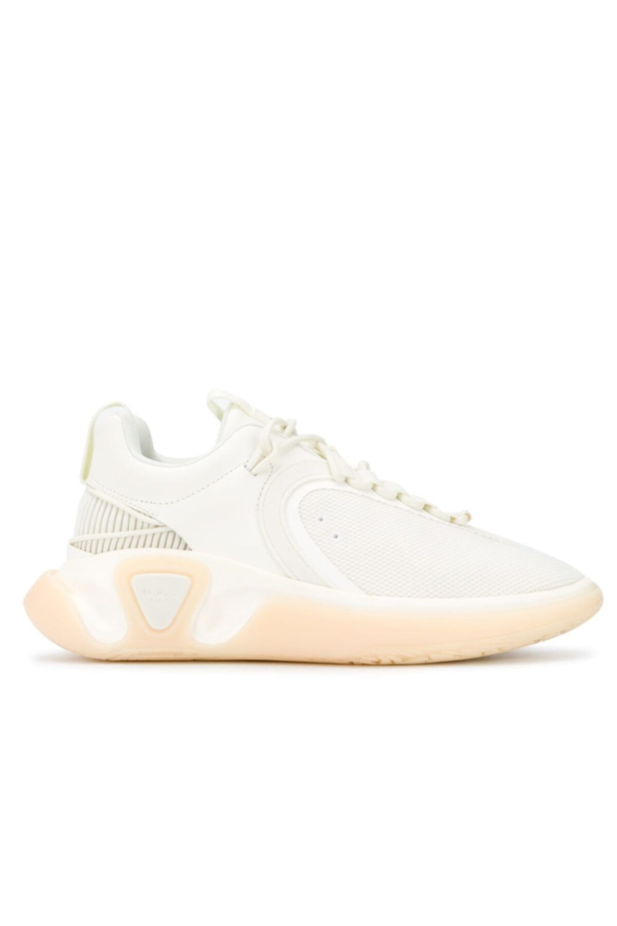 BALMAIN Erkek Beyaz Sneaker 1
