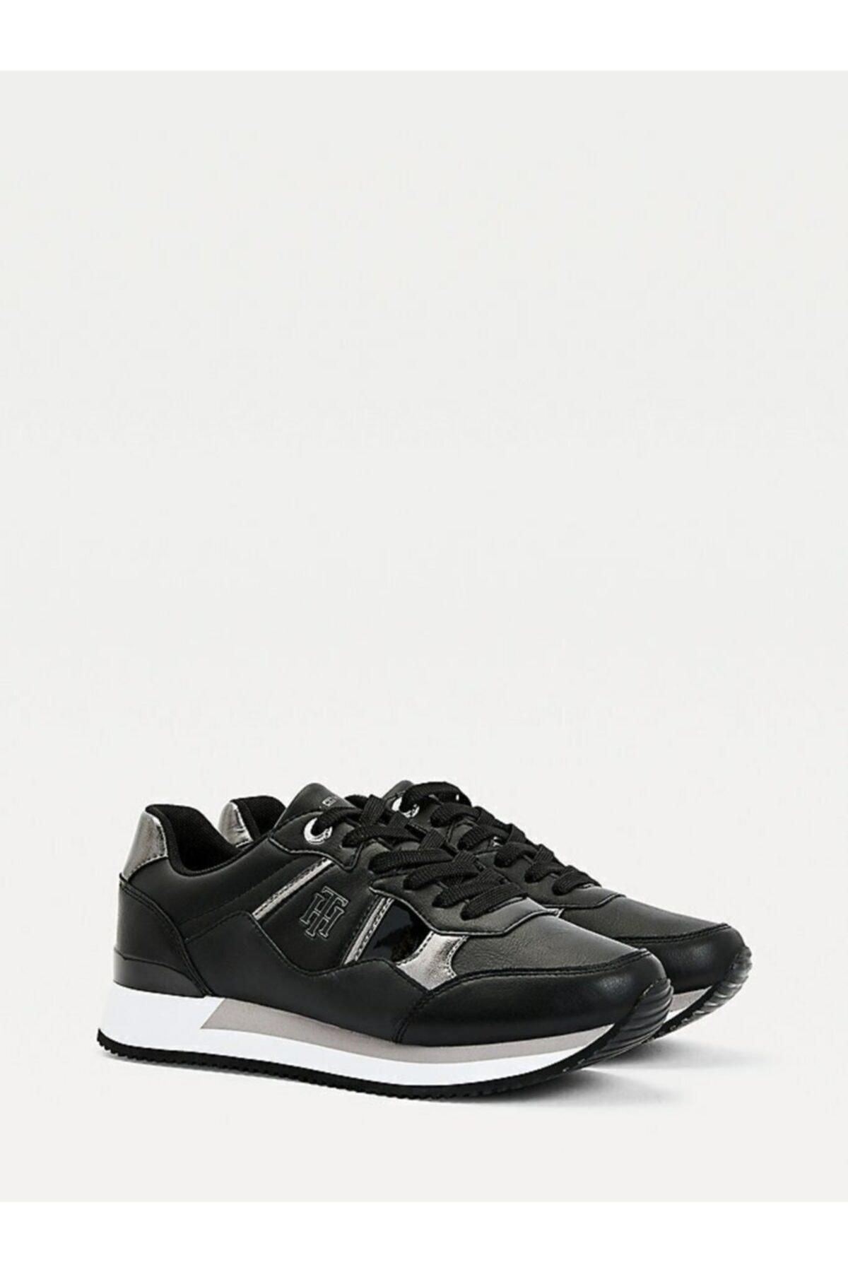 Tommy Hilfiger Th Interlock Cıty Sneaker 1
