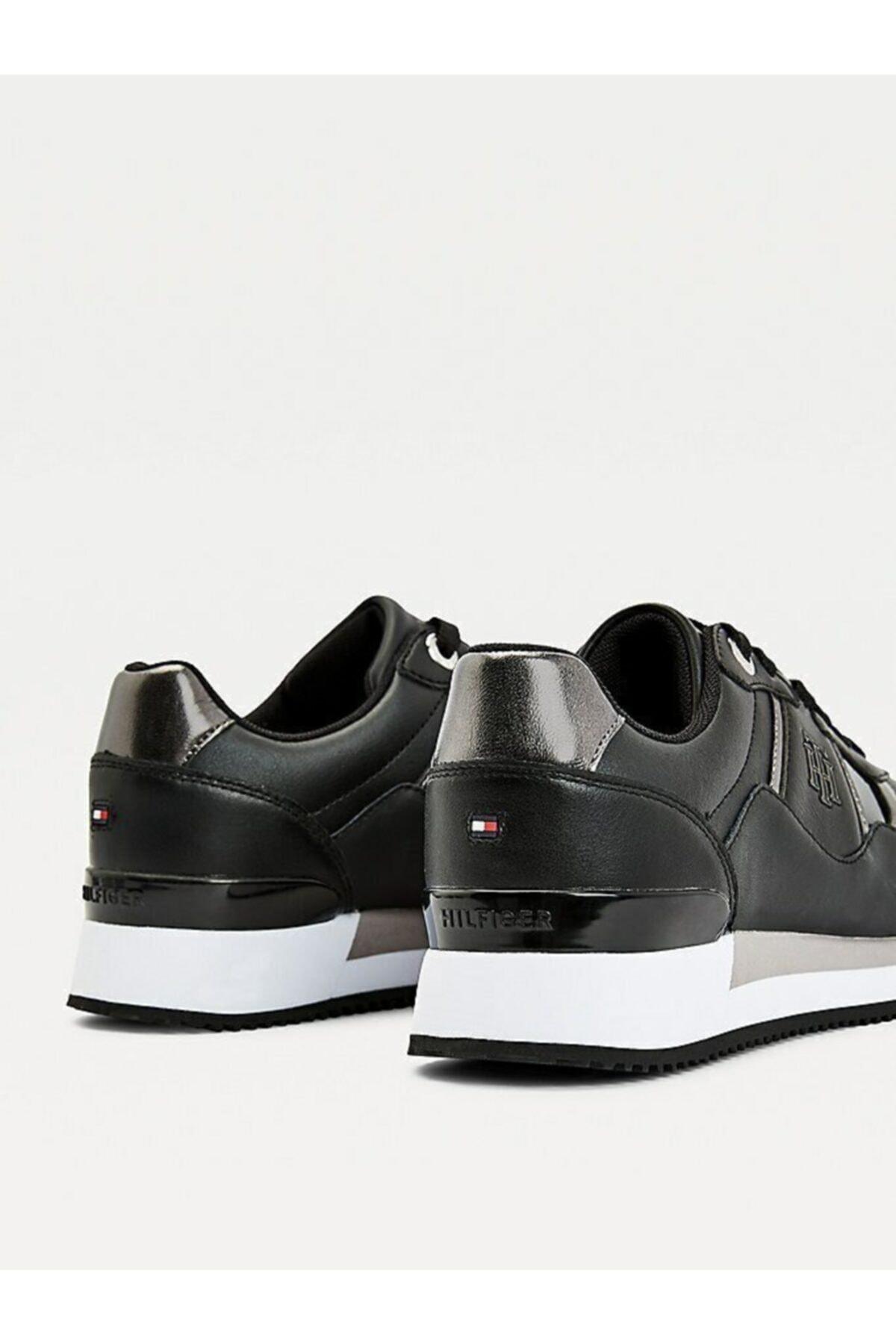 Tommy Hilfiger Th Interlock Cıty Sneaker 2