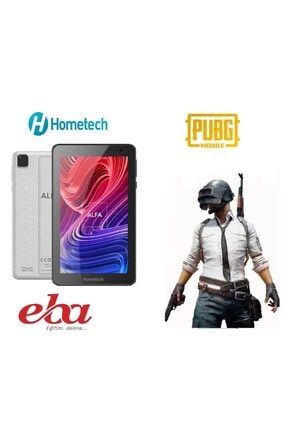 Hometech Alfa 7'inç Mrc 2 Gb Ram - 32 Gb Tablet Gri Renk (eba+zoom)