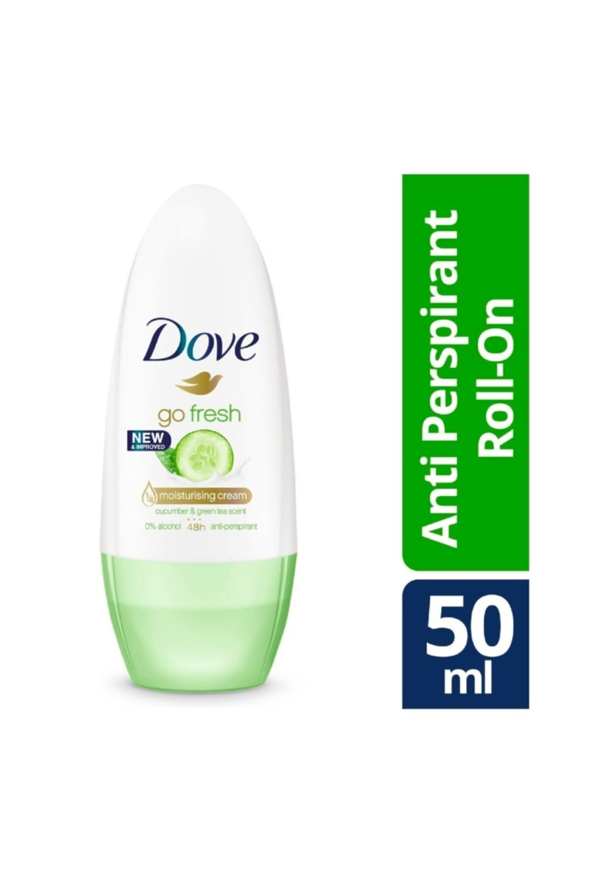 Dove Roll On Bayan Go Fresh Anti-perspirant 48h Deodorant 50ml 1