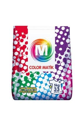 Migros Color Matik 5 Kg 33 Yıkama