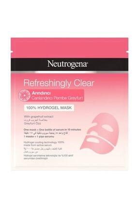 Neutrogena Canlandırıcı Pembe Greyfurt Yüz Maskesi 30 Ml