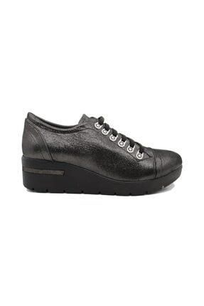 Hammer Jack Dolgu Taban Kadın Deri Ayakkabı
