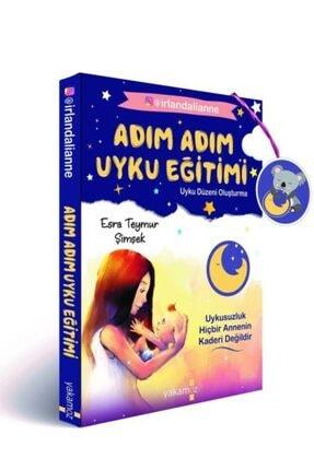 Yakamoz Yayınları Adım Adım Uyku Eğitimi