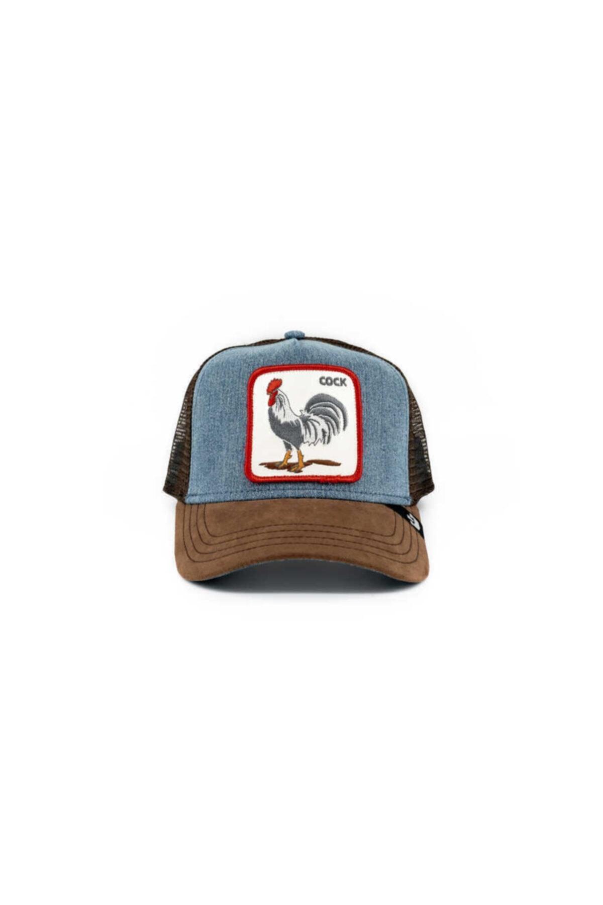 Goorin Bros Unisex Kahverengi Big Strut Cock Şapka 1
