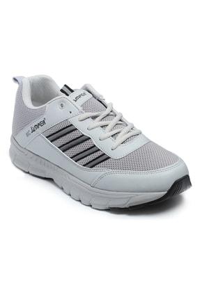 Marco Jamper Buz Siyah Sneaker Ayakkabı Wb-1992