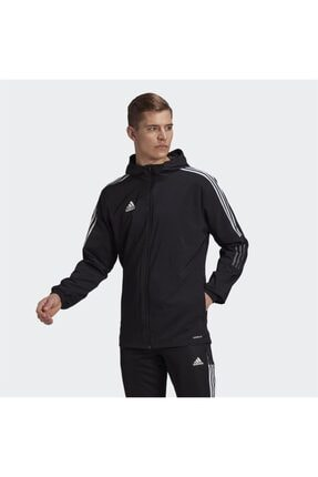 adidas Erkek Siyah Sweatshirt Tiro 21