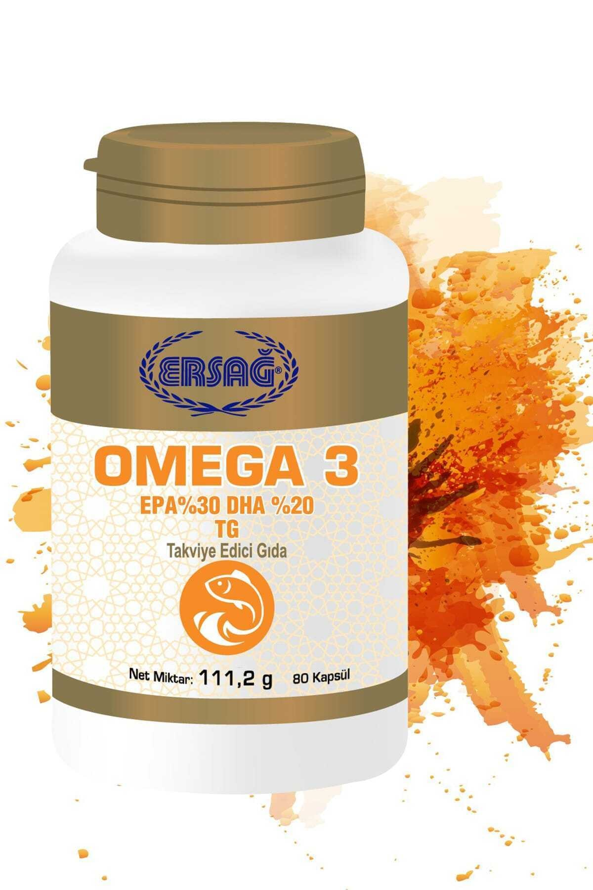 Ersağ Omega 3 1