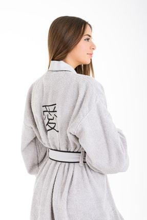 Minteks Love Kimono Bornoz