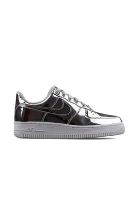 Nike Unisex Gümüş Renk Spor Ayakkabı