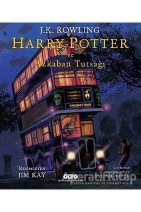 Yapı Kredi Yayınları Harry Potter Ve Azkaban Tutsağı - 3 (Resimli Özel Baskı)