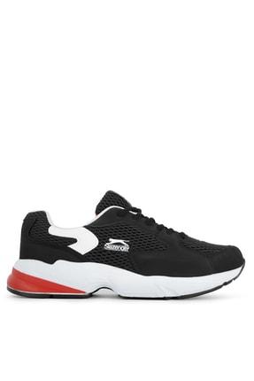 Slazenger Vandal I Sneaker Erkek Ayakkabı Siyah Sa11re235
