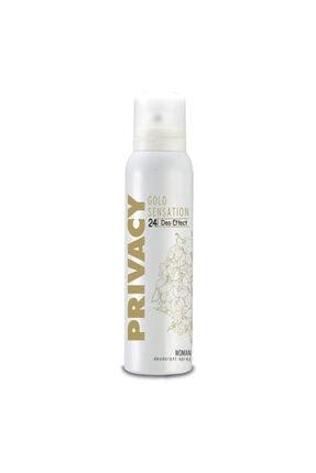 Privacy Gold Sensation Deodorant Women 150 ml