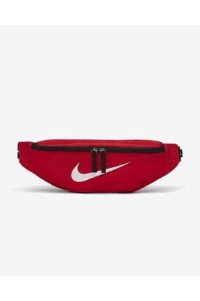 Nike Swoosh Bel Çantası - Kırmızı - Dc7343-657