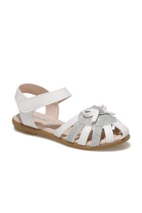 Polaris 615235.P1FX Beyaz Kız Çocuk Sandalet 101011139