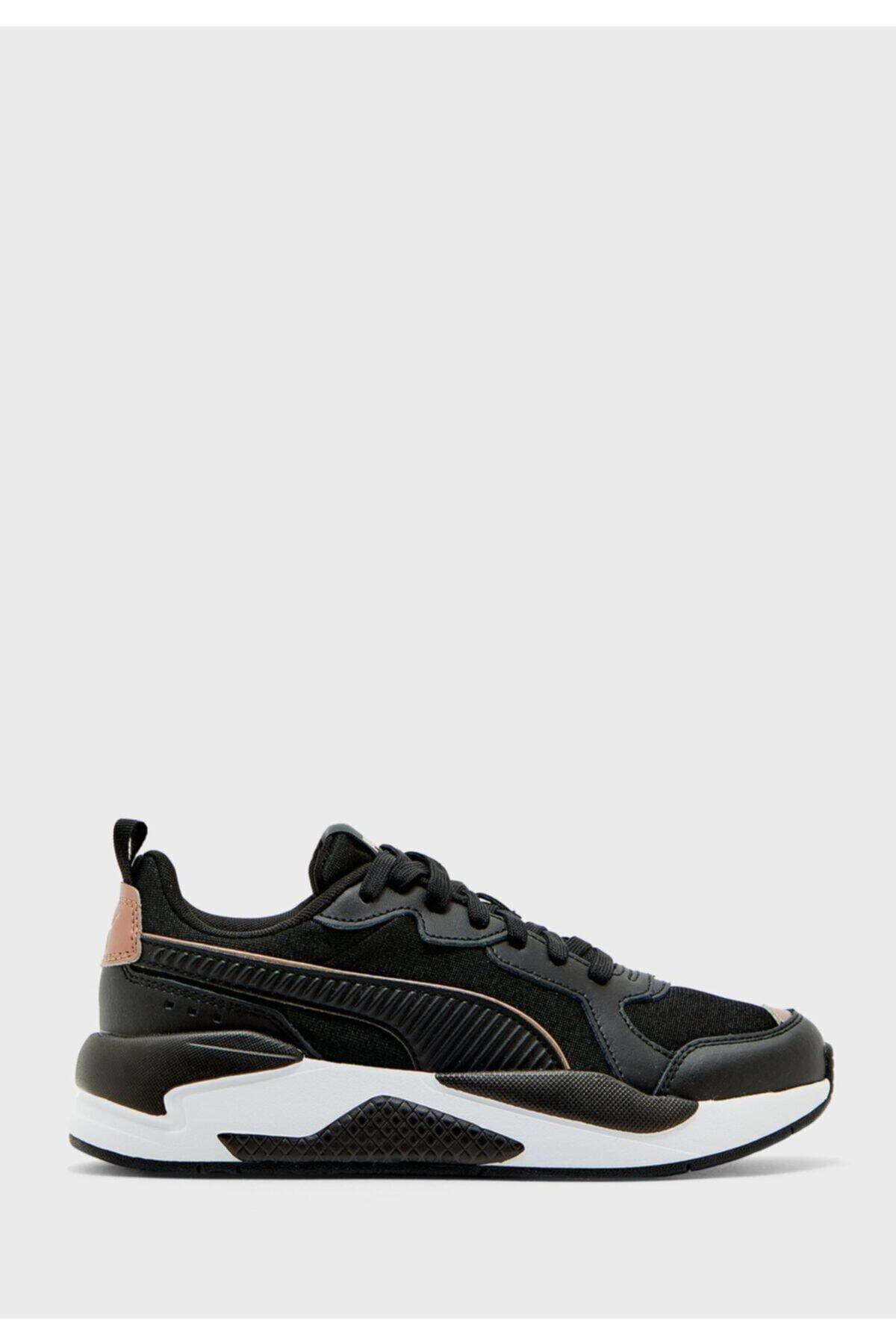 Puma X-RAY METALLIC WN S PUMA Siyah Kadın Sneaker Ayakkabı 101085468 1