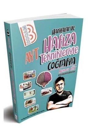 Benim Hocam Yayınları Ayt Haritalar Ve Hafıza Teknikleriyle Coğrafya Benim Hocam