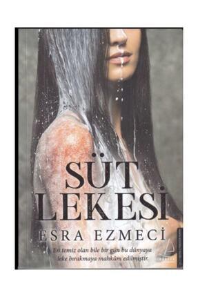 Destek Yayınları Süt Lekesi Esra Ezmeci