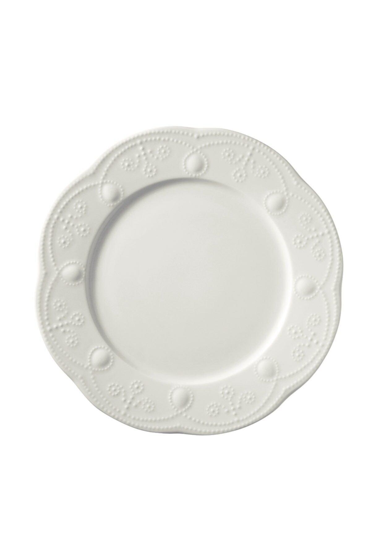Kütahya Porselen Fulya Krem 24 Parça Yemek Seti 2
