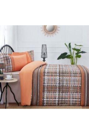 Özdilek Çift Kişilik Nevresim Takımı Tweed Oranj